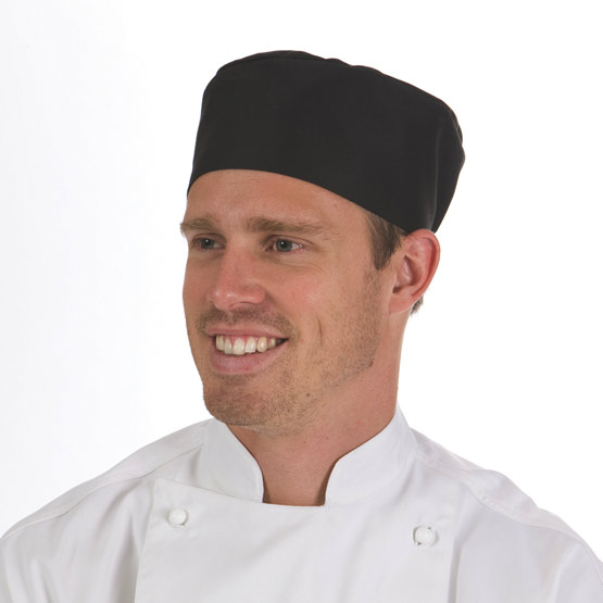Flat top Chefs hat